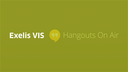 Hangout On Air | Ensuring Consistent Output Quality for Derived Products (Recorded)