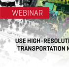 Effectively Use High-resolution LiDAR for Transportation Asset and Inventory Management
