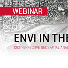 ENVI in the Cloud: Cost-effective Geospatial Analytics When You Need It