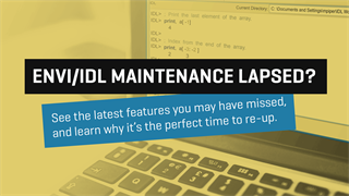 Maintenance lapsed? Don't miss the latest features & benefits - re-up now!