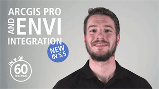 ENVI & ArcGIS Pro Integration (in 60 sec.)