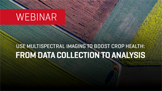 Use Multispectral Imaging to Boost Crop Health: From Data Collection to Analysis