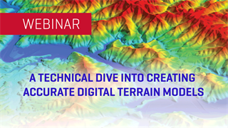 A Technical Dive into Creating Accurate Digital Terrain Models
