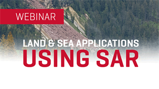 Land and Sea Applications Using SAR