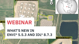 What's New in ENVI® 5.5.3 and IDL® 8.7.3