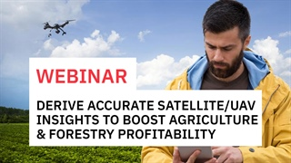 Monitoring Agriculture & Forestry from Satellite and UAV – Derive Accurate Insights to Boost Profitability