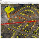 ENVI Deep Learning Identifies Damaged Building Structures    in Wake of Nashville Tornado