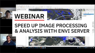 Save Time and Speed Up Image Processing and Analysis With ENVI® Server