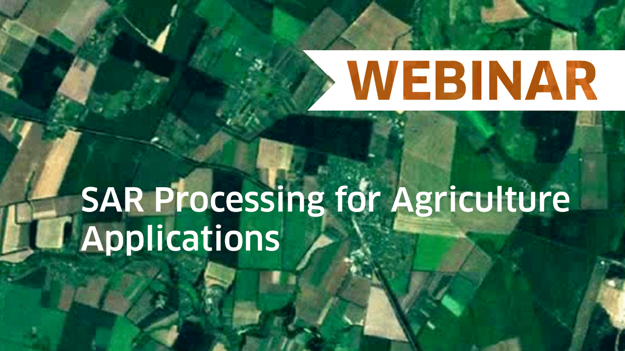 The idea of increasing agricultural efficiency applies to traditional - Increase Agricultural Efficiencies Using Satellite Imagery Recorded
