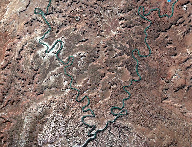 The Many Band Combinations of Landsat 8 - L3Harris