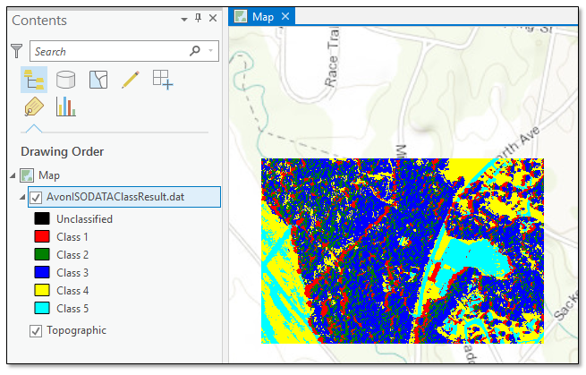 Running ENVI Analytics in ArcGIS Pro Tutorial