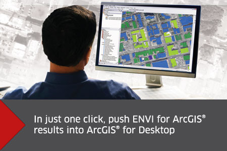 ENVI for ArcGIS Desktop