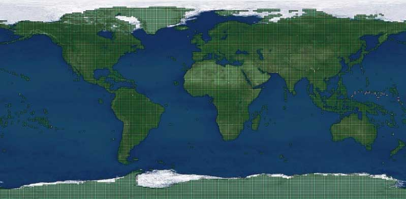 Elevation data airbus worlddem digital surface models coverage map gumiabroncs Gallery