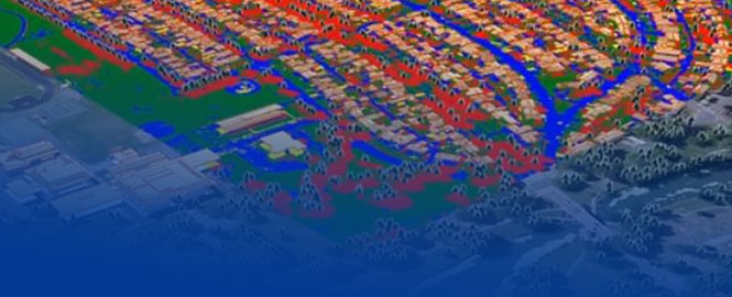 Dense Point Cloud Mapping - Disaster Response Software