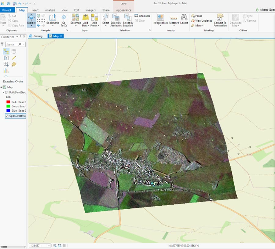 What's New in SARscape 5 5 - L3Harris Geospatial Solutions